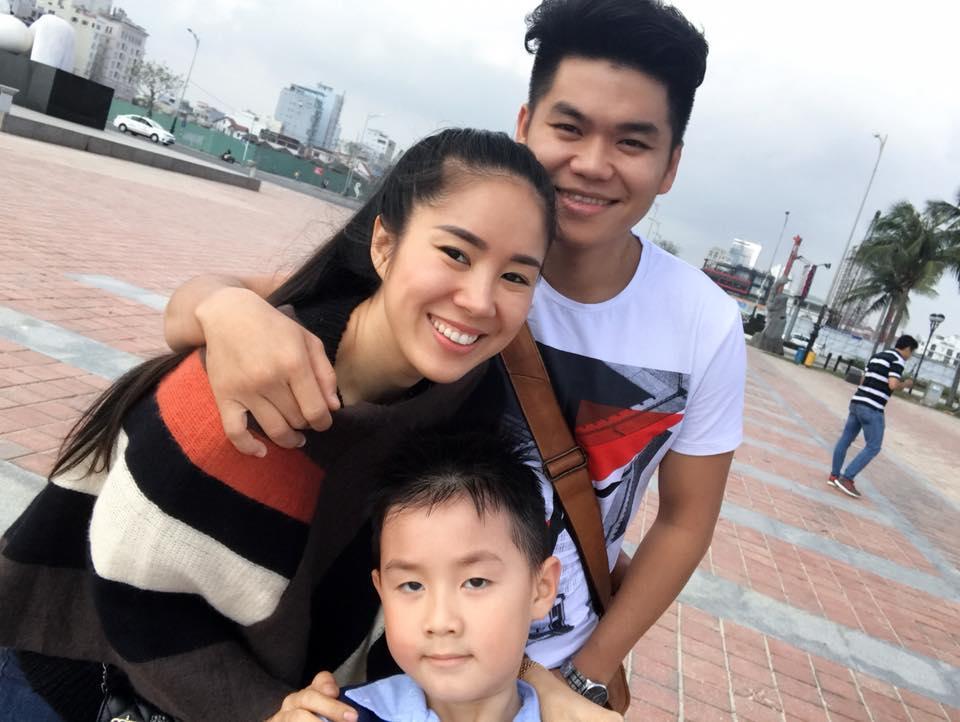 Tin sao Việt: Cười mãn nguyện, Hà Tăng tình tứ chúc mừng sinh nhật ông xã điển trai-6