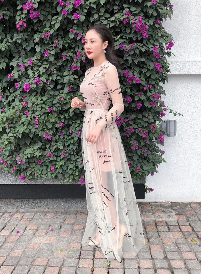 Tin sao Việt: Cười mãn nguyện, Hà Tăng tình tứ chúc mừng sinh nhật ông xã điển trai-10