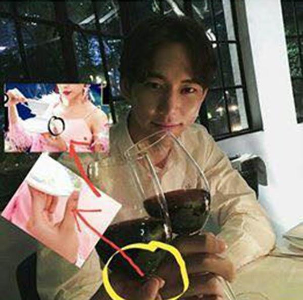 Sau tin đồn hẹn hò, Chi Pu bị bắt gặp xuất hiện cùng mỹ nam Hàn Quốc Jin Ju Hyung?-3