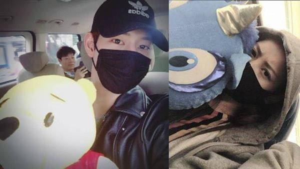 Sau tin đồn hẹn hò, Chi Pu bị bắt gặp xuất hiện cùng mỹ nam Hàn Quốc Jin Ju Hyung?-4