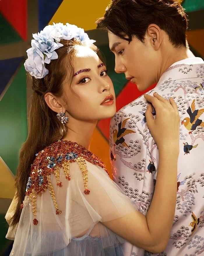 Sau tin đồn hẹn hò, Chi Pu bị bắt gặp xuất hiện cùng mỹ nam Hàn Quốc Jin Ju Hyung?-5
