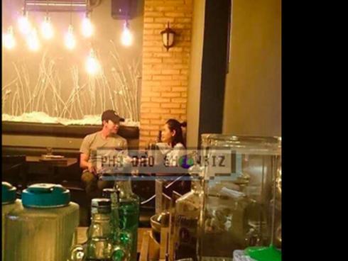 Sau tin đồn hẹn hò, Chi Pu bị bắt gặp xuất hiện cùng mỹ nam Hàn Quốc Jin Ju Hyung?