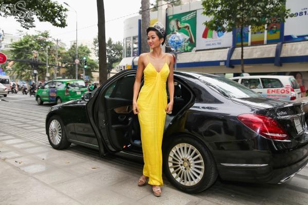 Liên tục trễ hẹn, Hoa hậu HHen Niê chia sẻ vì lịch làm việc dày đặc và kẹt xe mất kiểm soát-2