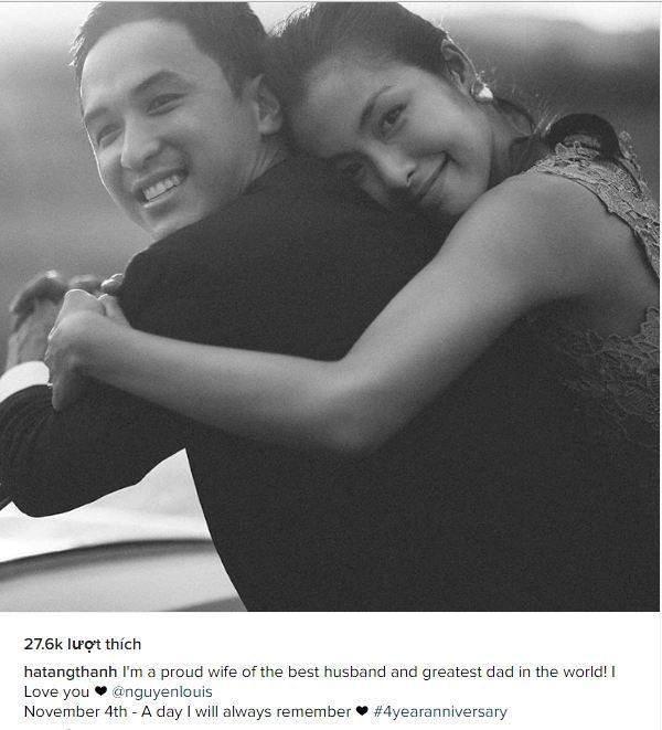 Những khoảnh khắc ngọt ngào của vợ chồng Tăng Thanh Hà khiến triệu cặp tình nhân ngưỡng mộ-13