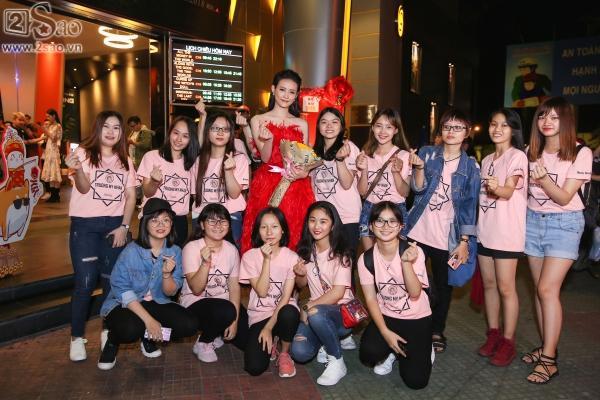 Hari Won đẹp dịu dàng đến chúc mừng tình cũ-9