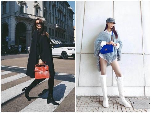 Chẳng cần 'kéo chân' bằng photoshop, đây mới là tuyệt chiêu giúp sao Việt 'ăn gian' chiều cao