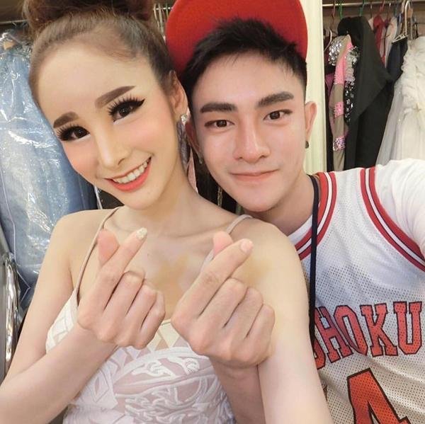 Trang tin Hàn Quốc nhầm Lệ Rơi là chàng trai Thái Lan trước khi phẫu thuật thẩm mỹ-5