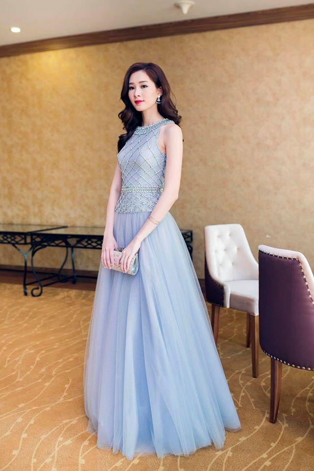 Hết Đặng Thu Thảo, Hari Won... giờ đến Mâu Thủy cũng mê đắm chiếc váy này-5