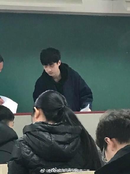 Dân mạng 'phát sốt' với Dương Lam Hàng phiên bản đời thực, 20 tuổi đã là tiến sĩ Đại học Thanh Hoa-1