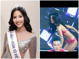 Hoàng Thùy: 'Tôi trượt hoa hậu không phải vì cú ngã đêm chung kết'
