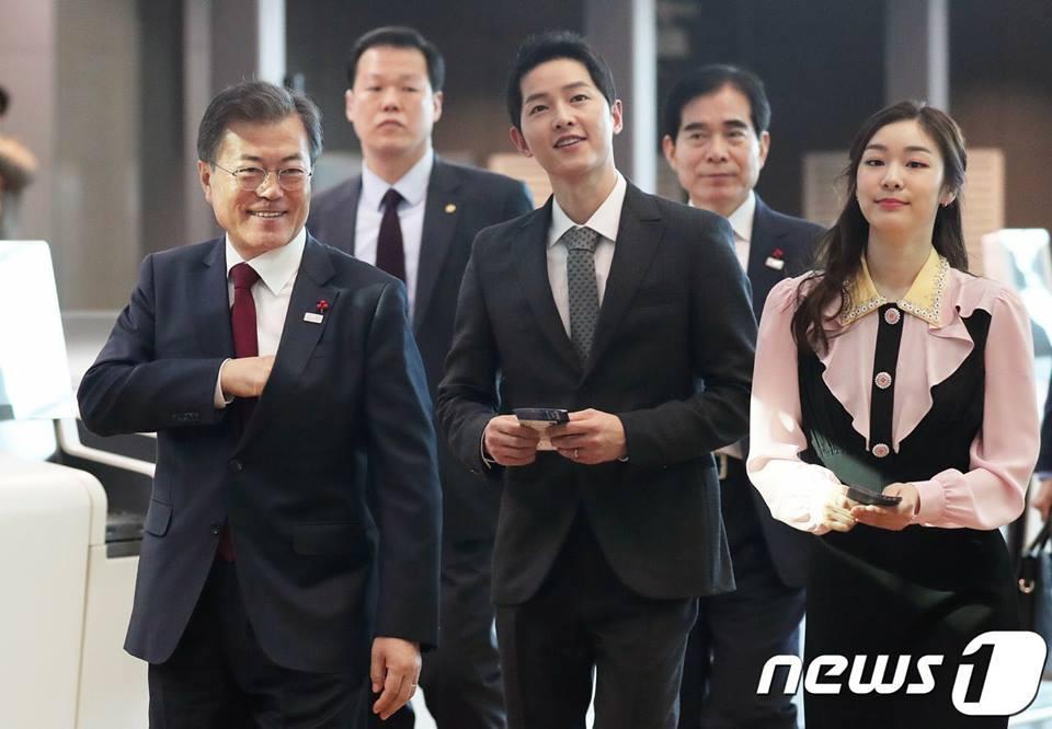 Sao Hàn 18/1: Song Joong Ki liên tục nhận lời có cánh sau khi kết hôn-1