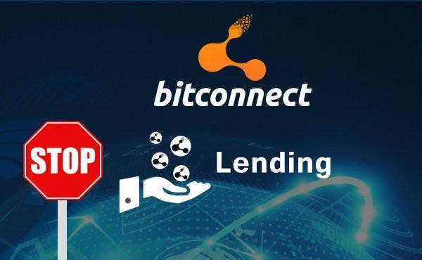 Bitconnect dừng không cho lending, giá coin giảm sốc-1