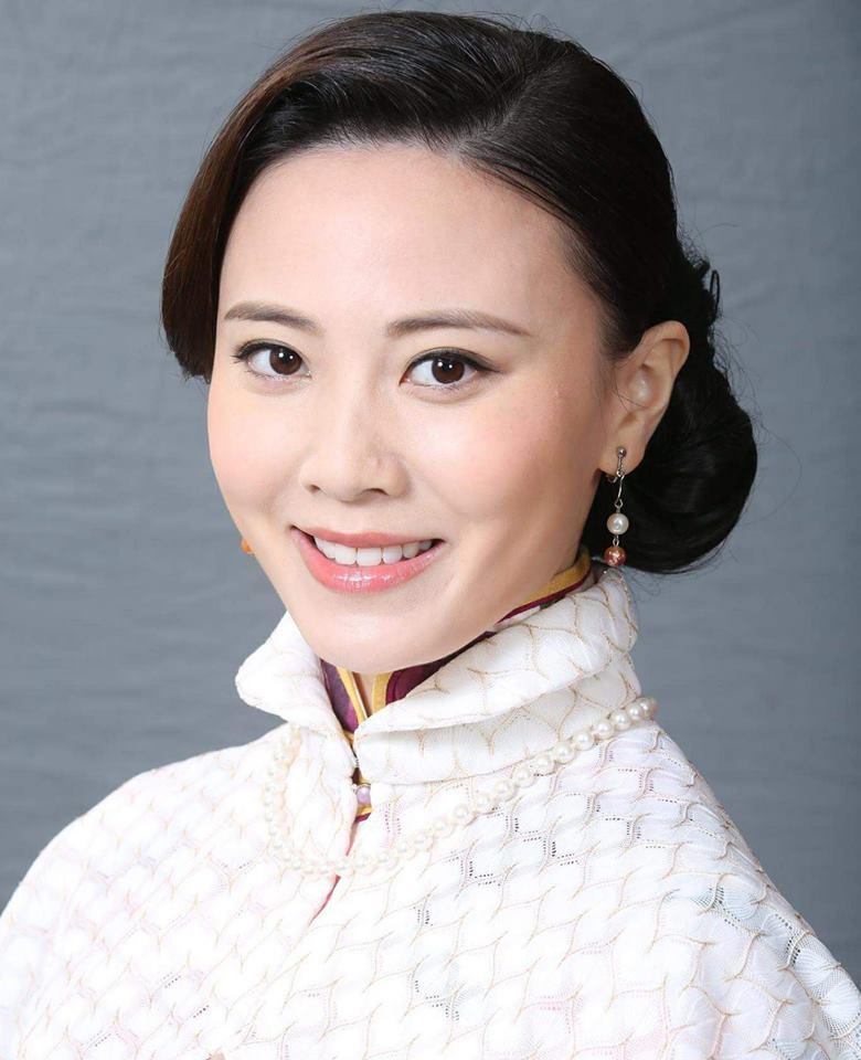 Đóng trùng vai với Lê Tư và Xa Thi Mạn, Hoa hậu Hong Kong bị chê xách dép đàn chị-4