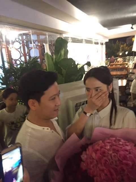 Trước khi có màn cầu hôn gây bão, Trường Giang từng hỏi cưới Nhã Phương hồi năm ngoái?-4