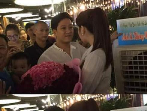 Trước khi có màn cầu hôn gây bão, Trường Giang từng hỏi cưới Nhã Phương hồi năm ngoái?