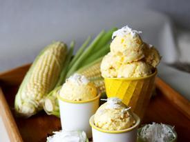 Cách làm kem ngô ngon đơn giản tại nhà