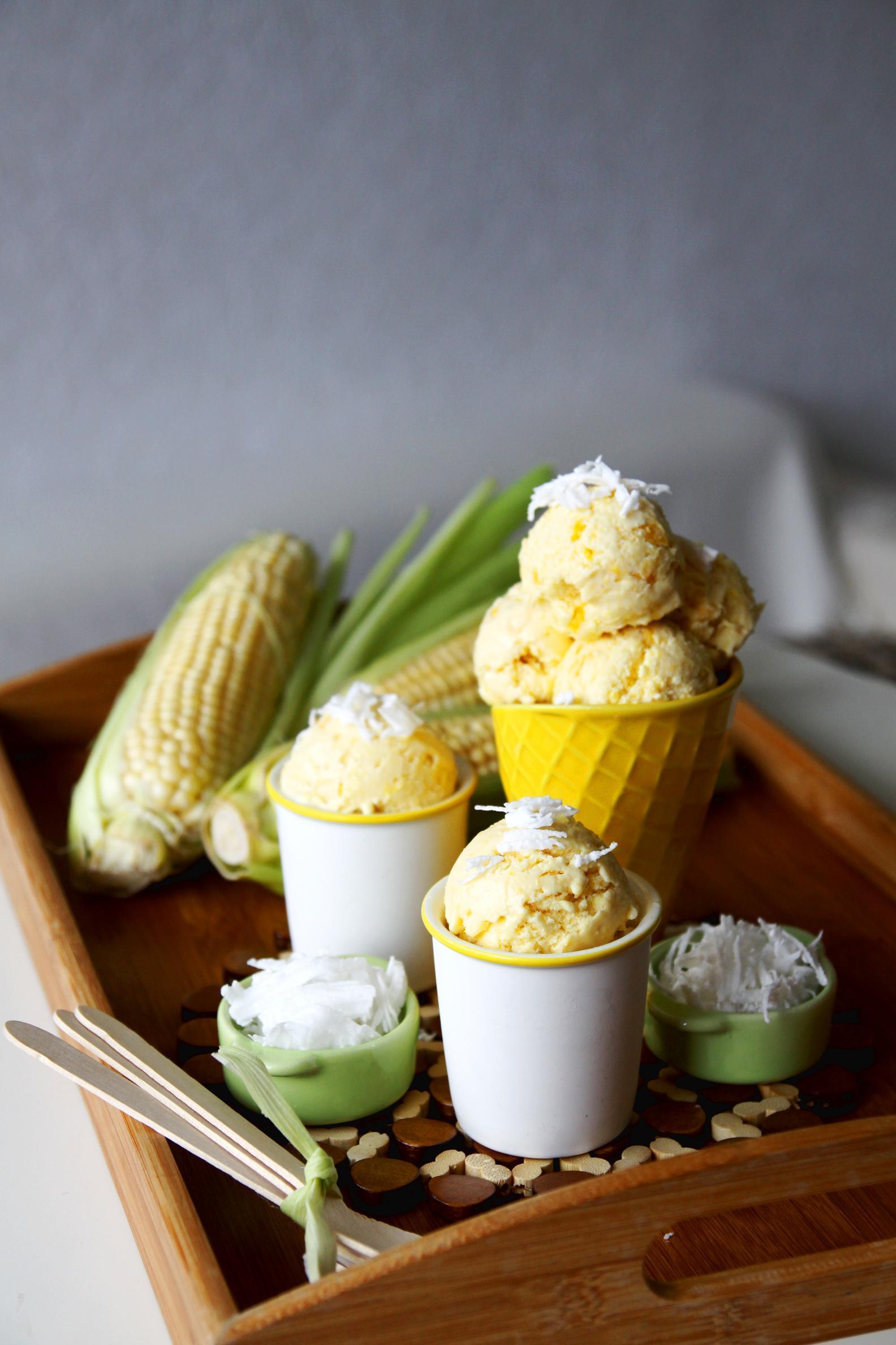 Cách làm kem ngô ngon đơn giản tại nhà-1