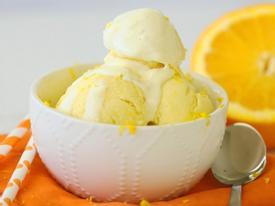 2 cách làm kem tươi vị cam và vị bưởi