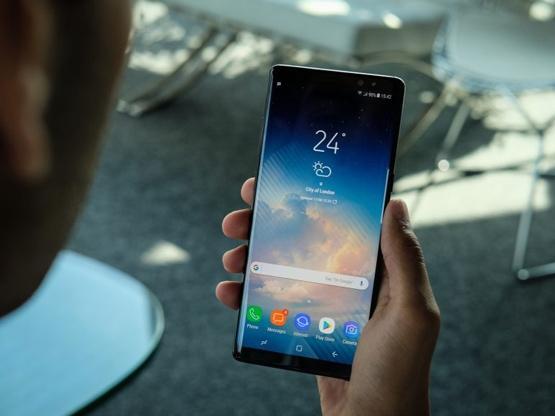 Ngắm concept Galaxy Note 9 đẹp mê hoặc
