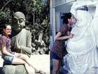 Chi Pu xin lỗi khán giả vì những bức ảnh khiếm nhã với tượng Phật