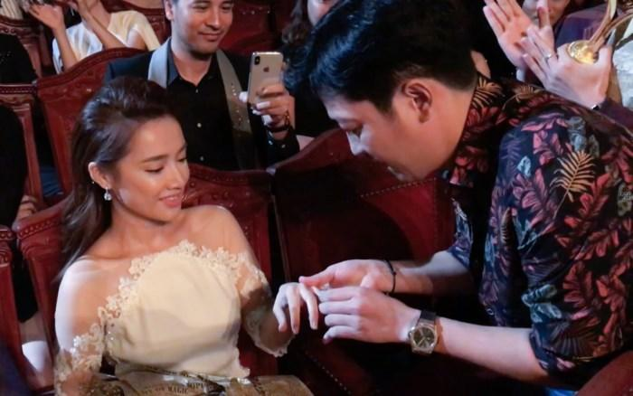 Quý Bình buồn và xấu hổ khi Trường Giang cầu hôn Nhã Phương trên sóng trực tiếp-3