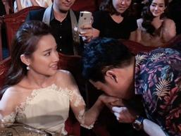 Nhiều sao Việt và khán giả chê cười màn cầu hôn của Trường Giang dành cho Nhã Phương