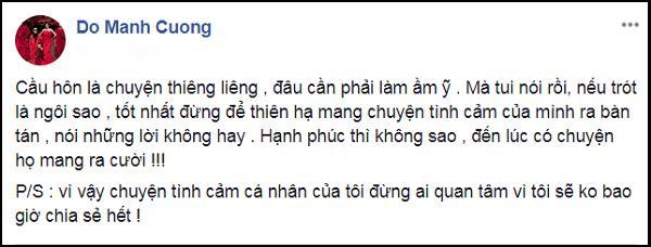 Nhiều sao Việt và khán giả chê cười màn cầu hôn của Trường Giang dành cho Nhã Phương-3