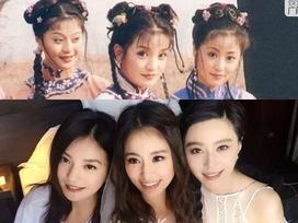 Xem lại series ảnh này, hẳn ai cũng bồi hồi nhớ lại loạt phim Hoa ngữ gắn liền tuổi thơ
