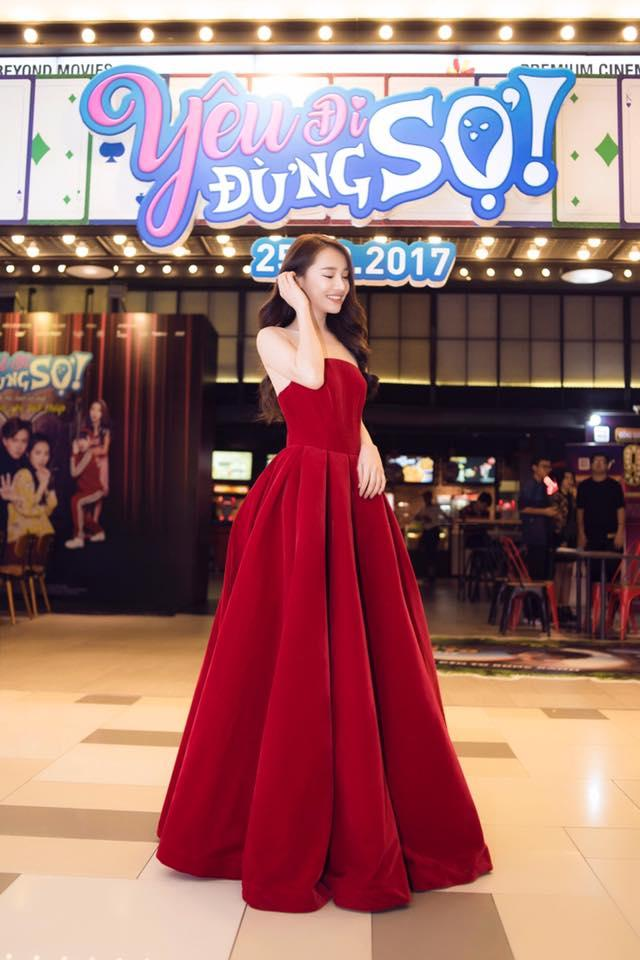 Phong cách thảm đỏ như công chúa mà Nhã Phương vô cùng yêu thích-10
