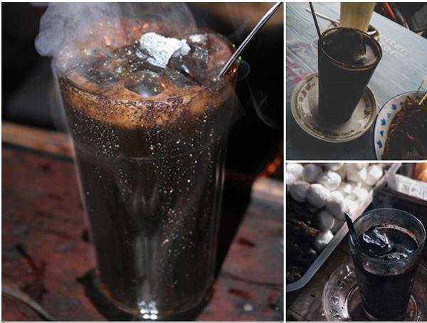 Kỳ lạ món đồ uống từ than chỉ có thể tìm thấy ở một nơi duy nhất trên thế giới-4