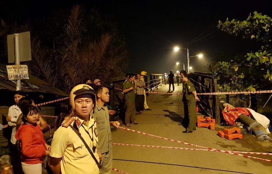 Nhân chứng kể lại phút tháo chạy khi cầu sập ở Sài Gòn-2