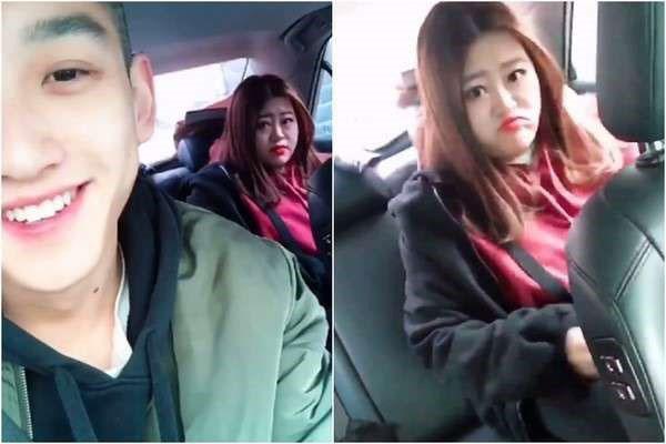 Bạn gái bị chê mũm mĩm, hot boy Trung Quốc đáp trả: Là tôi vỗ béo cô ấy-1