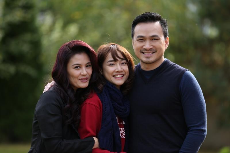 Công Lý chủ động xin vai trong bom tấn truyền hình Việt-3