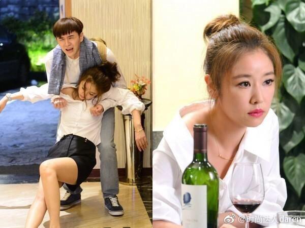 Đóng cặp với trai trẻ kém 16 tuổi, Lâm Tâm Như bị chế nhạo: Trông như 2 mẹ con!-2