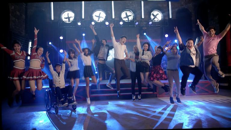 Hit Gạt đi nước mắt của Noo Phước Thịnh bị chê thảm họa trong tập cuối Glee-1