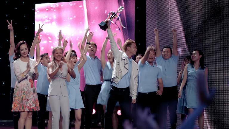 Hit Gạt đi nước mắt của Noo Phước Thịnh bị chê thảm họa trong tập cuối Glee-4