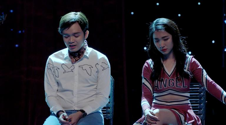 Hit Gạt đi nước mắt của Noo Phước Thịnh bị chê thảm họa trong tập cuối Glee-7