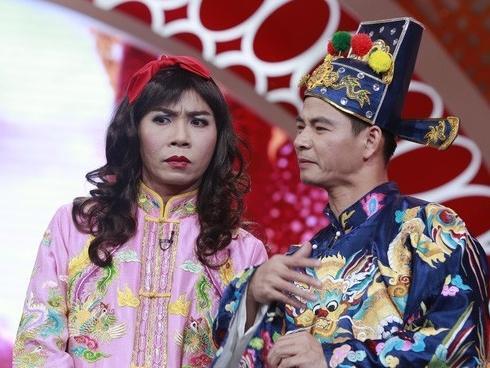 'Cô Đẩu' Công Lý tiết lộ mới nhất về trang phục của Táo quân 2018