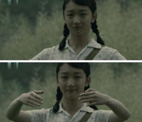 Trịnh Sảng, Lưu Diệc Phi, Chương Tử Di tuổi 18 trông như thế nào?-2