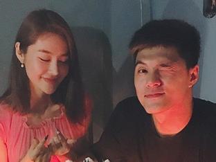 Mừng sinh nhật Lâm Vinh Hải, Linh Chi gọi tình cũ là 'cậu bạn tri kỷ'