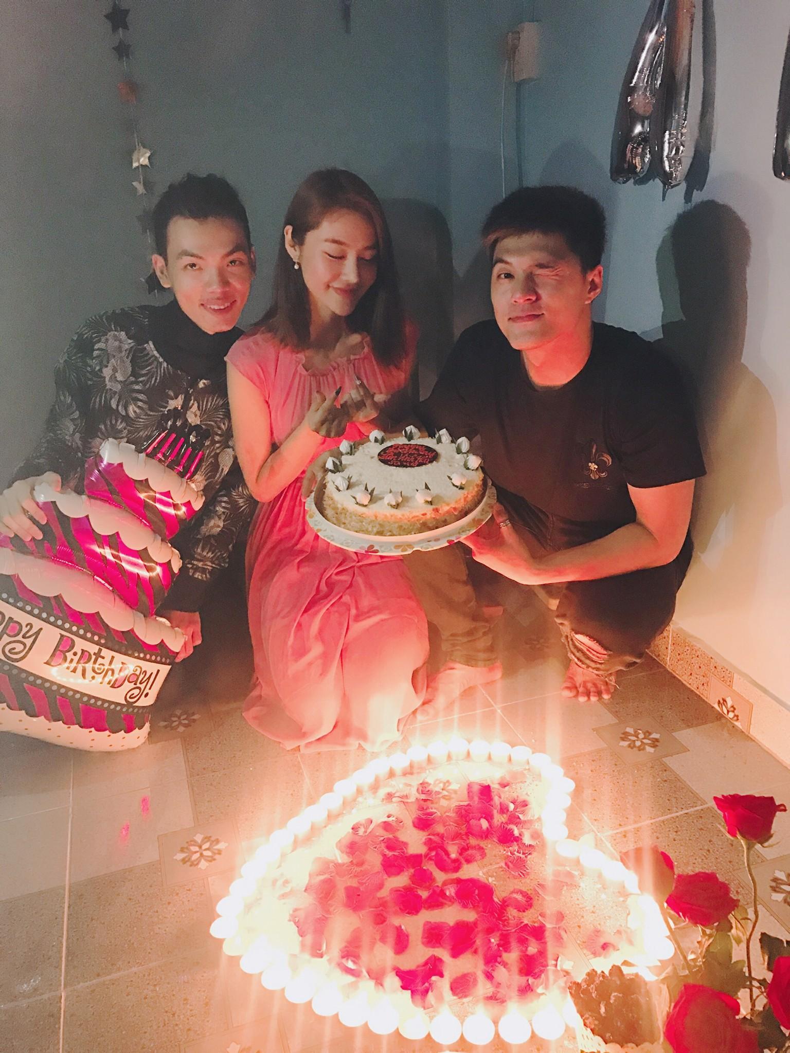 Mừng sinh nhật Lâm Vinh Hải, Linh Chi gọi tình cũ là cậu bạn tri kỷ-1