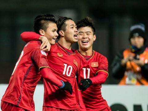 Suốt 1 tuần chiếm spotlight, Trường Giang được giải nguy nhờ chiến thắng của U23 Việt Nam-6