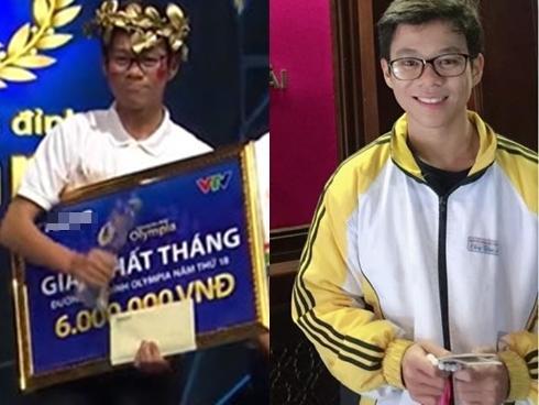 Cả nước hướng về đội tuyển U23 Việt Nam, Olympia gọi tên chàng trai Lương Đức Thành-2