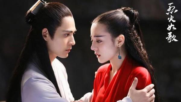 Địch Lệ Nhiệt Ba được nhà đài ưu ái hơn Quan Hiểu Đồng, phim mới phát sóng khung giờ vàng?-7