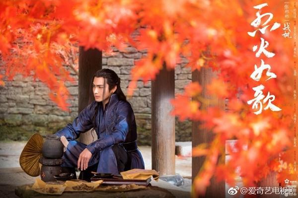 Địch Lệ Nhiệt Ba được nhà đài ưu ái hơn Quan Hiểu Đồng, phim mới phát sóng khung giờ vàng?-9