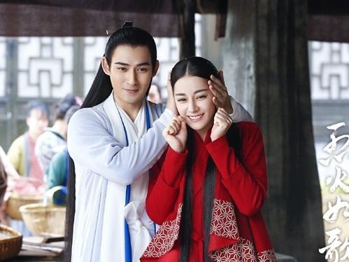 Địch Lệ Nhiệt Ba được nhà đài ưu ái hơn Quan Hiểu Đồng, phim mới phát sóng khung giờ vàng?