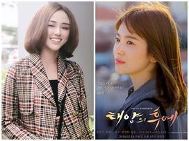 'Hậu duệ mặt trời' phiên bản Việt: Thiên Nga The Face casting vai của Song Hye Kyo?