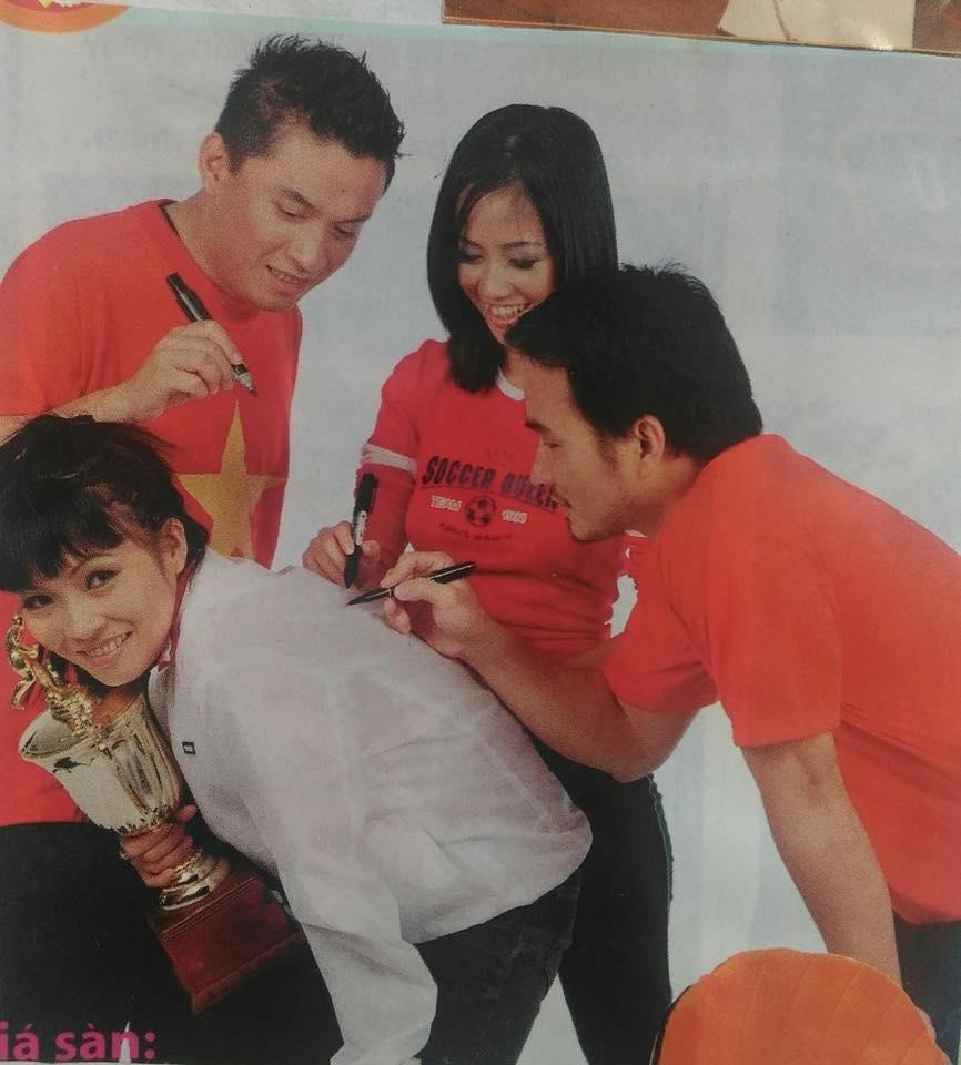 Phương Thanh kể chuyện từng bị công an bắt vì đua xe mừng chiến thắng bóng đá-5