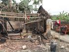Vụ nghịch tử đốt nhà nghi thua cá độ: 'Vợ chồng tôi vừa xem xong trận U23 Việt Nam thì nghe hô hoán cháy nhà'