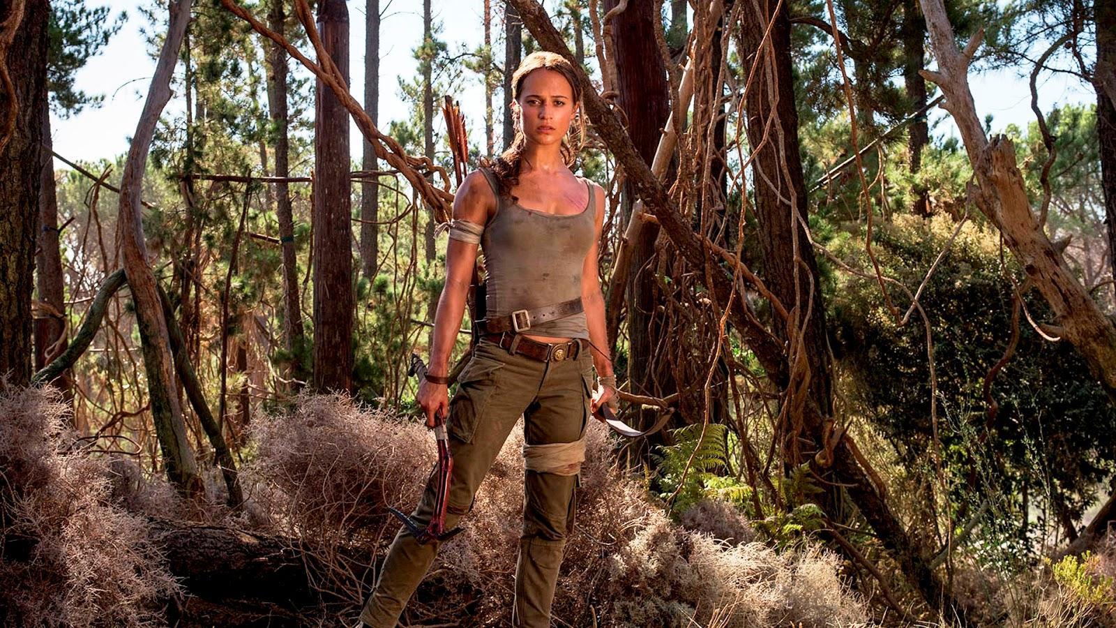 Kịch tích và mãn nhãn với trailer mới nhất của Tomb Raider-2